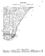 Rockford Township 2, Wright County 1956